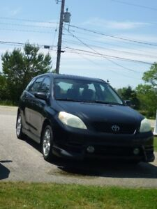 2004 Toyota Matrix Hatchback
