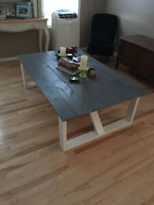 Rustic/shabby chic coffee table