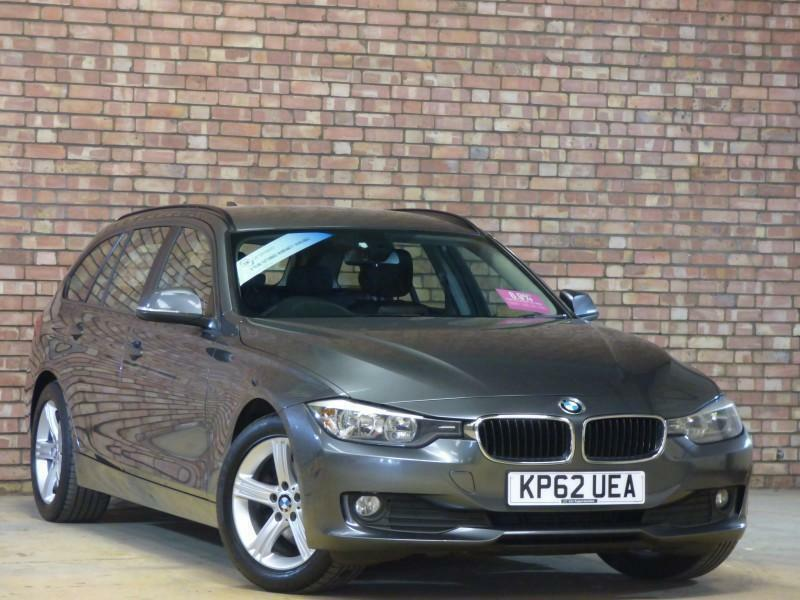 BMW 3 Series 320d SE Touring 2L 5dr