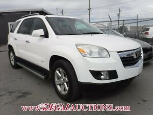 2008 SATURN OUTLOOK XR 4D UTILITY 2WD XR
