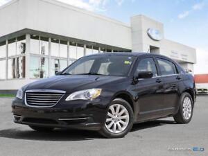 2014 Chrysler 200 $118 b/w tax in | LX | Bluetooth | Cloth | Hea