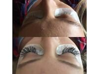 MOBILE INDIVIDUAL EYELASH EXTENSIONS. Fully insured and experienced.