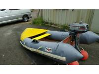 Avon inflatable boat Mariner 3.3