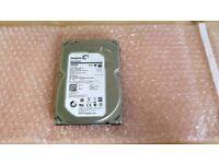 Like new 1000gb internal hard drive 1TB Seagate Barracuda