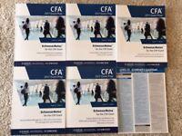 2017 CFA Level 3 III Schweser Notes + Mock Exams + QuickSheet NEU