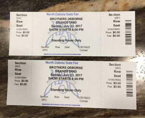 North Dakota State Fair Tickets