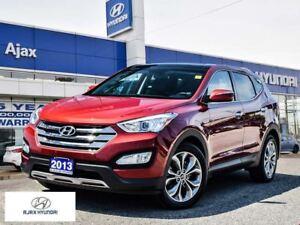 2013 Hyundai Santa Fe Sport 2.0T SE One Owner | Hyundai Select |