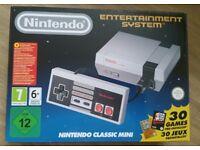 Nintendo Classic Mini (Mini NES)