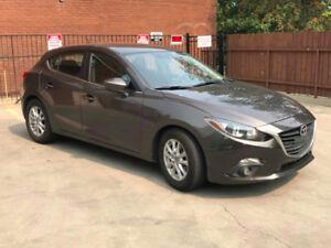 2014 Mazda Mazda3 Sport GS-SKY Hatchback
