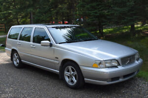 1998 Volvo Station Wagon V70