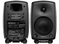 Genelec 8020c Professional Active Studio Monitors