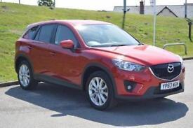 2014 Mazda CX-5 2.2d [175] Sport Nav 5 door AWD Diesel Estate