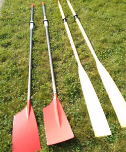 SCULLING OARS FOR SALE - LOWER PRICE !!!