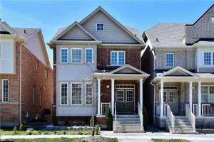 Three story detached house for lease - Bur oak/9th