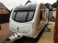 Bessacarr Cameo 565SL ONE OWNER. FULL SERVICE HISTORY. POWERTOUCH MOTOR MOVER