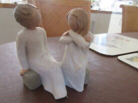 Willow Tree Figurine / ornament- Heart and Soul (BRAND NEW).
