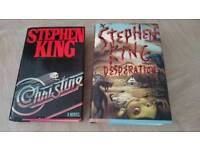 Stephen King 1st Editions