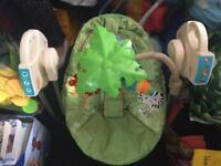 Rain forest swing