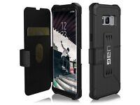 Urban Armor Gear UAG Samsung Galaxy S8+ Plus Metropolis Flip Case Cover S8 PLUS