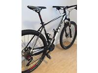 2016 Cube Attention Cmpt 29er Bike Full Hydraulics New Tyres Excellent Condition Rrp £650