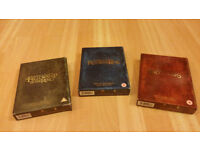 Lord of The Rings Special Extended DVD - Return of the King, Two Towers & Fellowship of the Rings