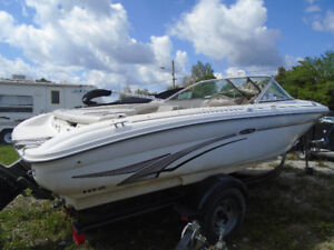 2002 Searay 182 Boat For Sale