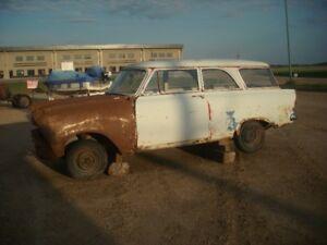 1957 ford taunus