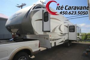 2011 Keystone RV Cougar 318 SAB Fifthwheel DELUXE Fifthwheel, co