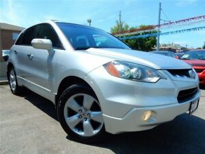 2008 Acura RDX SH-AWD TECH PKG | NAVIGATION | LEATHER.ROOF