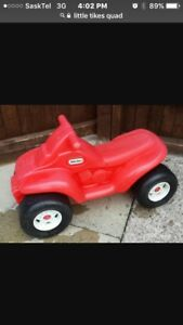 Looking for a Little tikes quad