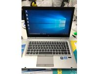 "HP ELITEBOOK 8470P INTEL CORE i5-3320M @ 2.60GHZ(240GB SSD,8GB) 14"" SCREEN WITH CAM 3RD GENERATION"
