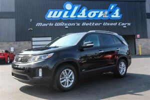 2015 Kia Sorento LX PREMIUM AWD! LEATHER! REAR CAMERA! HEATED SE