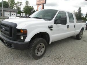 2008 Ford Super Duty F-250 SRW XL 4X4 4 PORTES