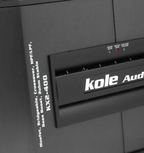 Kole Audio KX2-400