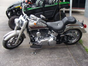 Mint one owner Fatboy Loaded with options All trades Considered