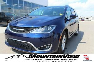 2017 Chrysler Pacifica Touring L Plus DUAL DVD!