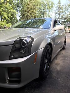 2005 Cadillac CTS-V - Mint Condition - 400HP! 6-SPD!