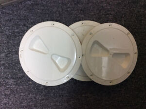New 6 inch hatch covers