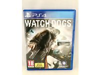 PS4 Watch Dogs 2 (Very Good condition)