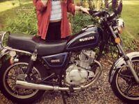 125cc Suzuki