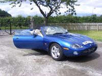 Beautiful Jaquar XK8 Sport Convertible Auto