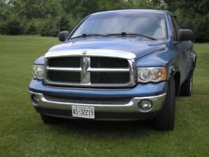2005 Dodge Power Ram 1500 Pickup Truck