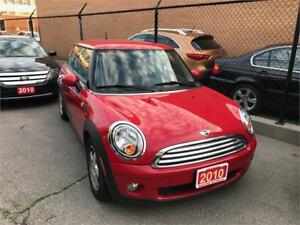 2010 Mini Classic Mini AUTOMATIC - ONLY 85,000 KMS!!!