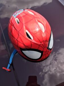 Spider Man Bicycle Helmet - Small