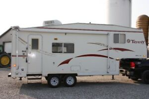 Fifth Wheel Trailer, Terry Lite