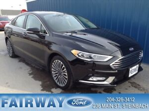 2017 Ford Fusion SE AWD Loaded!!  Huge Price Drop!!