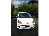 VW Up White (Special edition, High Up + spec) rare 5 door