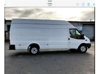 MAN WITH A VAN. CHEAP RELIABLE. SAME DAY SERVICE. STORE PICK UPS. SINGLE ITEMS TO FULL LOADS