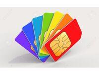 Gold Platinum Vip Memorable Mobile Telephone Numbers