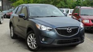 2013 Mazda CX-5 GT, with safety